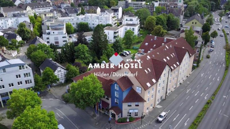 AMBER Hotel Hilden Düsseldorf