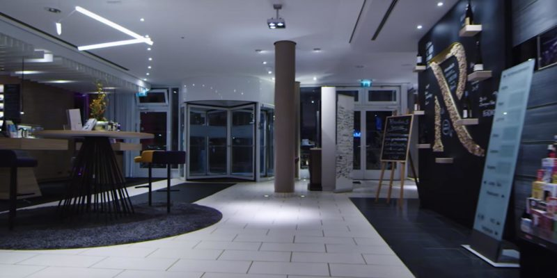Mercure Berlin Lobby