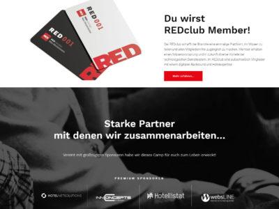 REDcamp Website